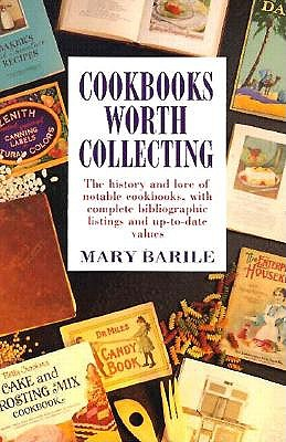 Image for Cookbooks worth collecting