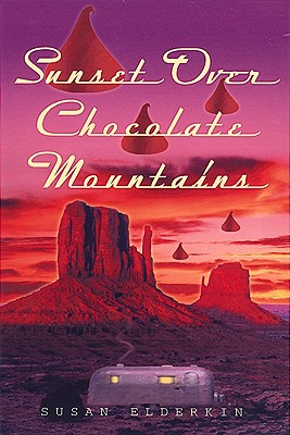 Image for Sunset over Chocolate Mountain