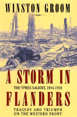 Image for A Storm in Flanders: The Ypres Salient, 1914-1918: Tragedy and Triumph on the Western Front
