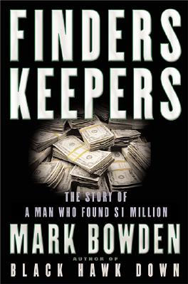 Image for Finders Keepers: The Story of a Man Who Found $1 Million