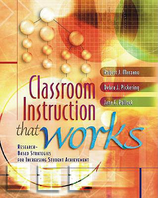 Image for CLASSROOM INSTRUCTION THAT WORKS