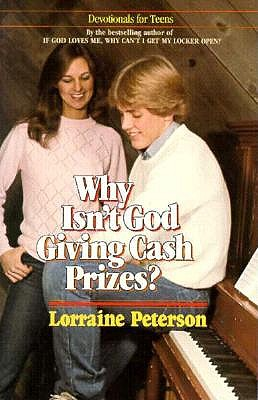 Image for Why Isn't God Giving Cash Prizes?
