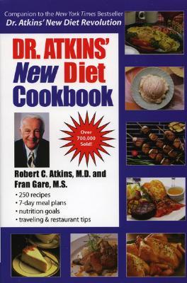 Image for Dr. Atkins' New Diet Cookbook