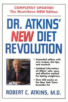Image for Dr. Atkins' Revised Diet Package: The Any Diet Diary and Dr. Atkins' New Diet Revolution 2002