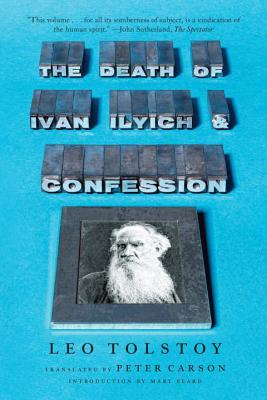 Image for The Death of Ivan Ilyich and Confession