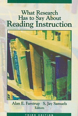 Image for What Research Has to Say About Reading Instruction
