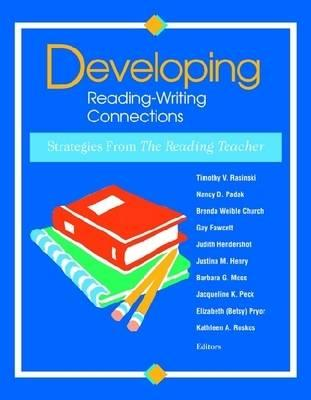 Image for DEVELOPING READING-WRITING CONNECTIONS