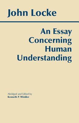 Image for Essay Concerning Human Understanding