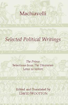 Image for MacHiavelli Selected Political Writings