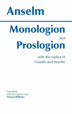 Image for Monologion and Proslogion With the Replies of Gaunilo and Anselm