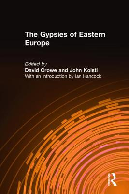 CYPSIES OF EASTERN EUROPE, CROWE, DAVID