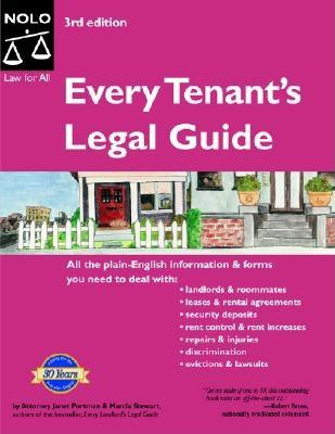 Image for Every Tenant's Legal Guide