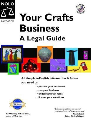 Image for Your Crafts Business: A Legal Guide