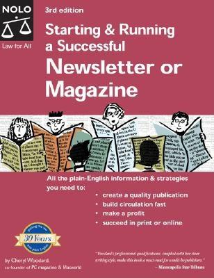 Image for Starting & Running a Successful Newsletter or Mag