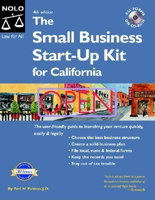 Image for Small Business Start-Up Kit for California with CDROM