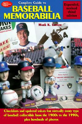 Image for Complete Guide to Baseball Memorabilia