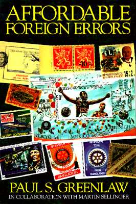 Image for Affordable Foreign Errors: on Postage Stamps of the World