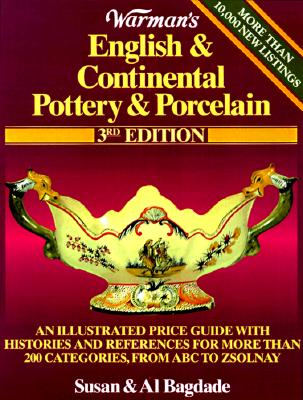 Image for Warman's English & Continental Pottery & Porcelain