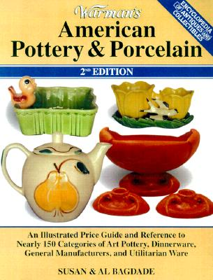 Image for AMERICAN POTTERY AND PORCELAIN