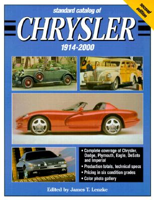 Image for Standard Catalog of Chrysler, 1914-2000