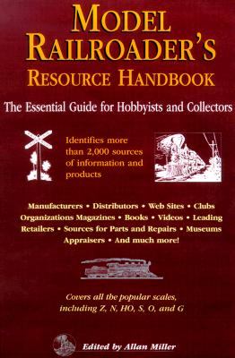 Image for Model Railroad Resources: a Where-To-Find-It Guide for the Hobbyist