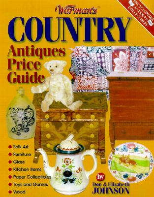 Image for WARMAN'S COUNTRY ANTIQUES PRICE GUIDE