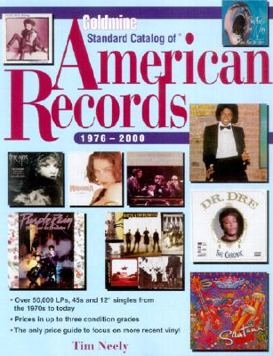 Image for Goldmine Standard Catalog of American Records: 1976 To Present