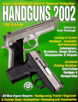Image for HANDGUNS 2002