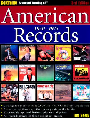 Image for AMERICAN RECORDS 1950 TO 1975