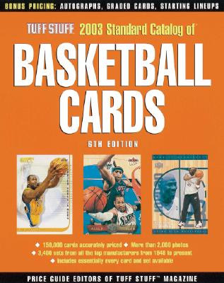 Image for 2003 STANDARD CATALOG OF BASKETBALL CARD