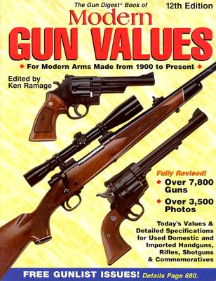 Image for Gun Digest Book of Modern Gun Values