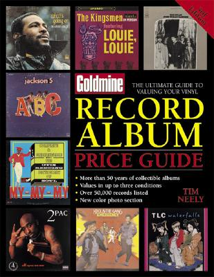 Image for GOLDMINE RECORD ALBUM PRICE GUIDE : THE