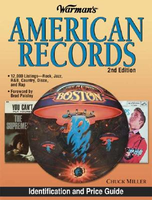 Image for Warman's American Records: Identification and Price Guide, 2nd Edition