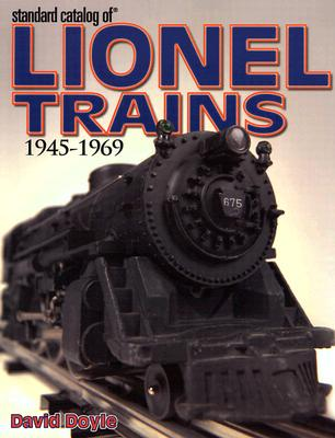 Image for Standard Catalog Of Lionel Trains: 1945-1969