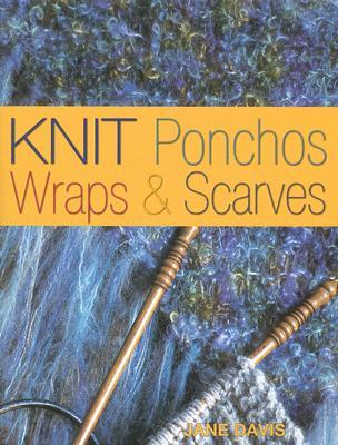 Knit Ponchos, Wraps & Scarves, Davis, Jane
