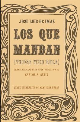 Image for Los Que Mandan