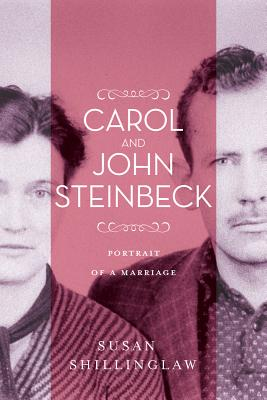 Image for Carol and John Steinbeck: Portrait of a Marriage (Western Literature Series)