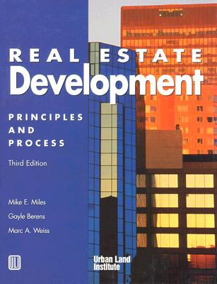 Image for Real Estate Development: Principles and Process 3rd Edition