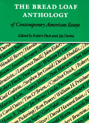Image for The Bread Loaf Anthology of Contemporary American Essays