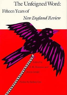 Image for The Unfeigned Word: Fifteen Years of New England Review