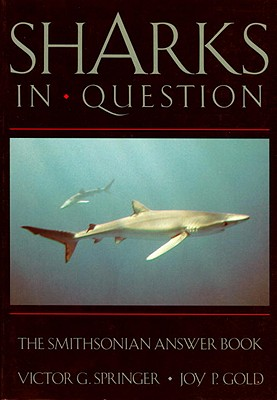 Image for SHARKS IN QUESTION  (Smithsonian Answer Books)