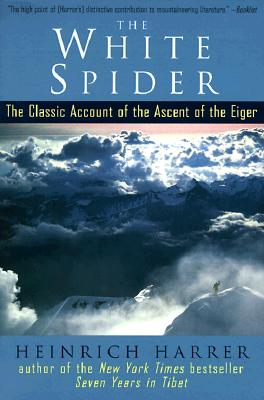 The White Spider, Harrer, Heinrich