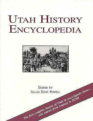 Image for Utah History Encyclopedia