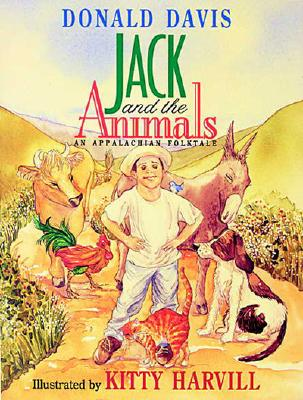 Image for JACK AND THE ANIMALS