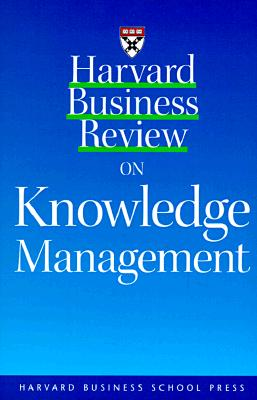 Image for Harvard Business Review on Knowledge Management