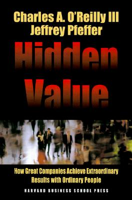 Image for Hidden Value: How Great Companies Achieve Extraordinary Results with Ordinary People
