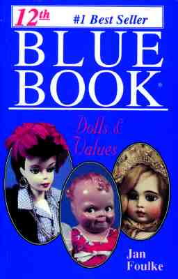 Image for 12th Blue Book Dolls and Values