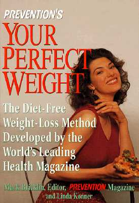 Image for YOUR PERFECT WEIGHT