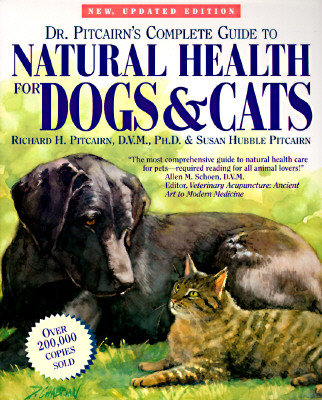 Image for Dr. Pitcairn's Complete Guide to Natural Health for Dogs and Cats
