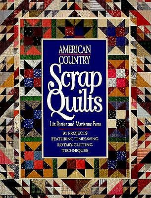 Image for AMERICAN COUNTRY SCRAP QUILTS
